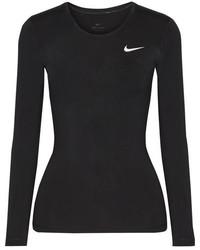 Chemisier noir Nike