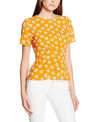 Chemisier orange Dorothy Perkins