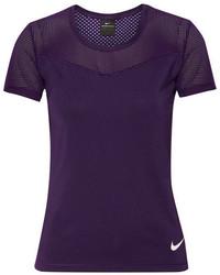 Chemisier violet Nike
