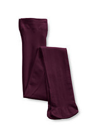 Collants bordeaux