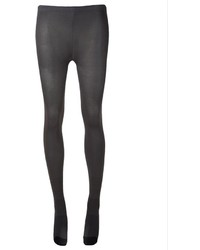 Collants noirs Issey Miyake