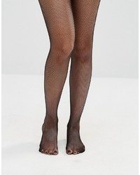 Collants résille noirs Asos