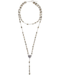 Collier argenté Givenchy