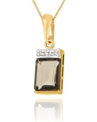 Collier beige Carissima Gold