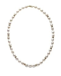 Collier de perles beige Kimura Pearls