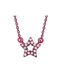 Collier rouge AS29