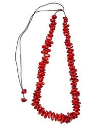 Collier rouge Isachii