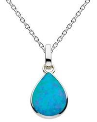 Collier turquoise Dew