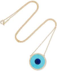 Collier turquoise Jennifer Meyer