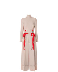 Combinaison pantalon beige Atu Body Couture
