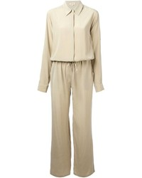 Combinaison pantalon beige P.A.R.O.S.H.