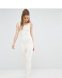 Combinaison pantalon blanche Stitch & Pieces