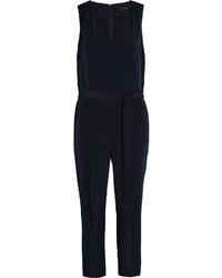 Combinaison pantalon bleu marine J.Crew