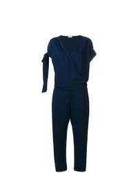 Combinaison pantalon bleu marine P.A.R.O.S.H.