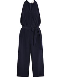 Combinaison pantalon bleu marine Tory Burch
