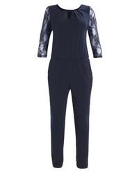 Combinaison pantalon bleue marine Anna Field