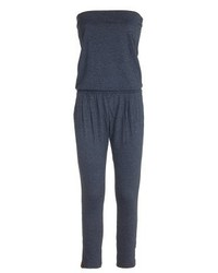 Combinaison pantalon bleue marine Naketano