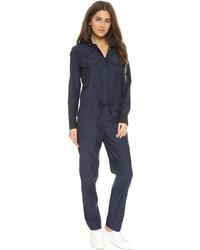 Combinaison pantalon bleue marine Rag & Bone