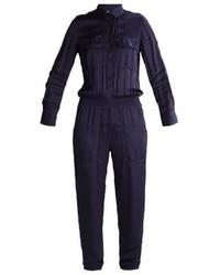 Combinaison pantalon bleue marine Ralph Lauren