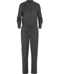 Combinaison pantalon gris foncé J.Crew