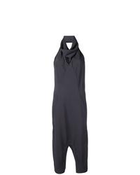 Combinaison pantalon gris foncé Rick Owens