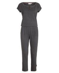 Combinaison pantalon grise foncée Naketano