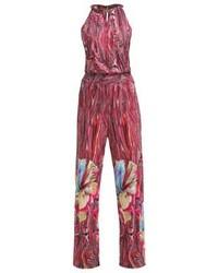 Combinaison pantalon imprimée multicolore Anna Field