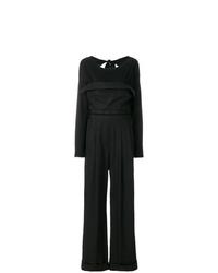 Combinaison pantalon noire Alexander Wang