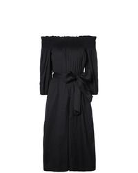 Combinaison pantalon noire Caroline Constas