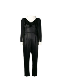 Combinaison pantalon noire Fendi