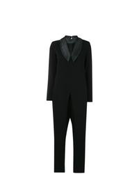 Combinaison pantalon noire Giorgio Armani
