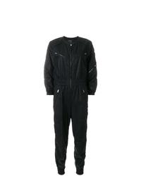 Combinaison pantalon noire Isabel Marant