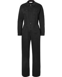 Combinaison pantalon noire L.F.Markey