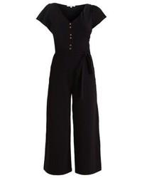 Combinaison pantalon noire mint&berry