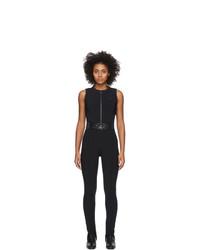 Combinaison pantalon noire Moncler Grenoble