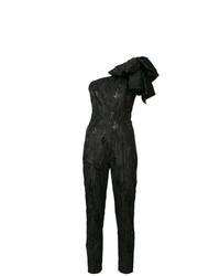 Combinaison pantalon noire MSGM