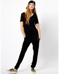 Combinaison pantalon noire Only