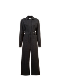 Combinaison pantalon noire Proenza Schouler