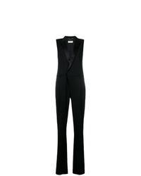 Combinaison pantalon noire Saint Laurent