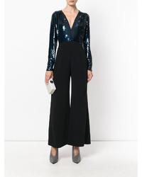 Combinaison pantalon noire Stella McCartney