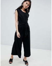 Combinaison pantalon noire Vila