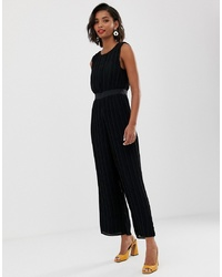 Combinaison pantalon noire Y.a.s