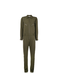 Combinaison pantalon olive P.A.R.O.S.H.