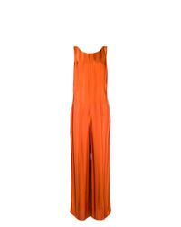 Combinaison pantalon orange Golden Goose Deluxe Brand