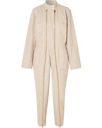 Combinaison pantalon ornée beige Stella McCartney