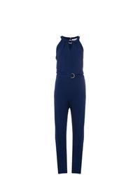 Combinaison pantalon ornée bleu marine MICHAEL Michael Kors