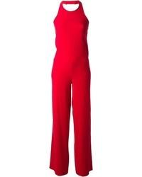 Combinaison pantalon rouge original 4529476