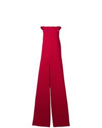 Combinaison pantalon rouge RED Valentino