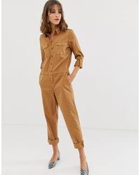 Combinaison pantalon tabac Vero Moda