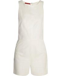 Combishort blanc